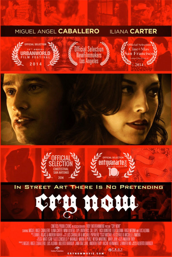 CRY NOW movie with Lupe Ontiveros
