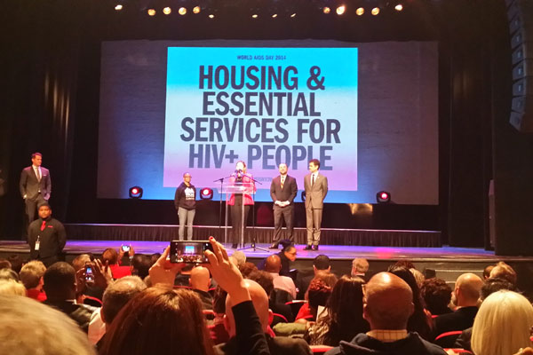wE CAN END AIDS IN NY BY 2020