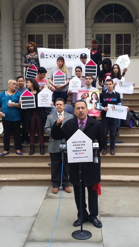 End AIDS NY 2020