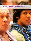 Latino Commission on AIDS Report 2012