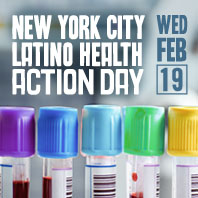 NYC Latino Health Action Day 2020